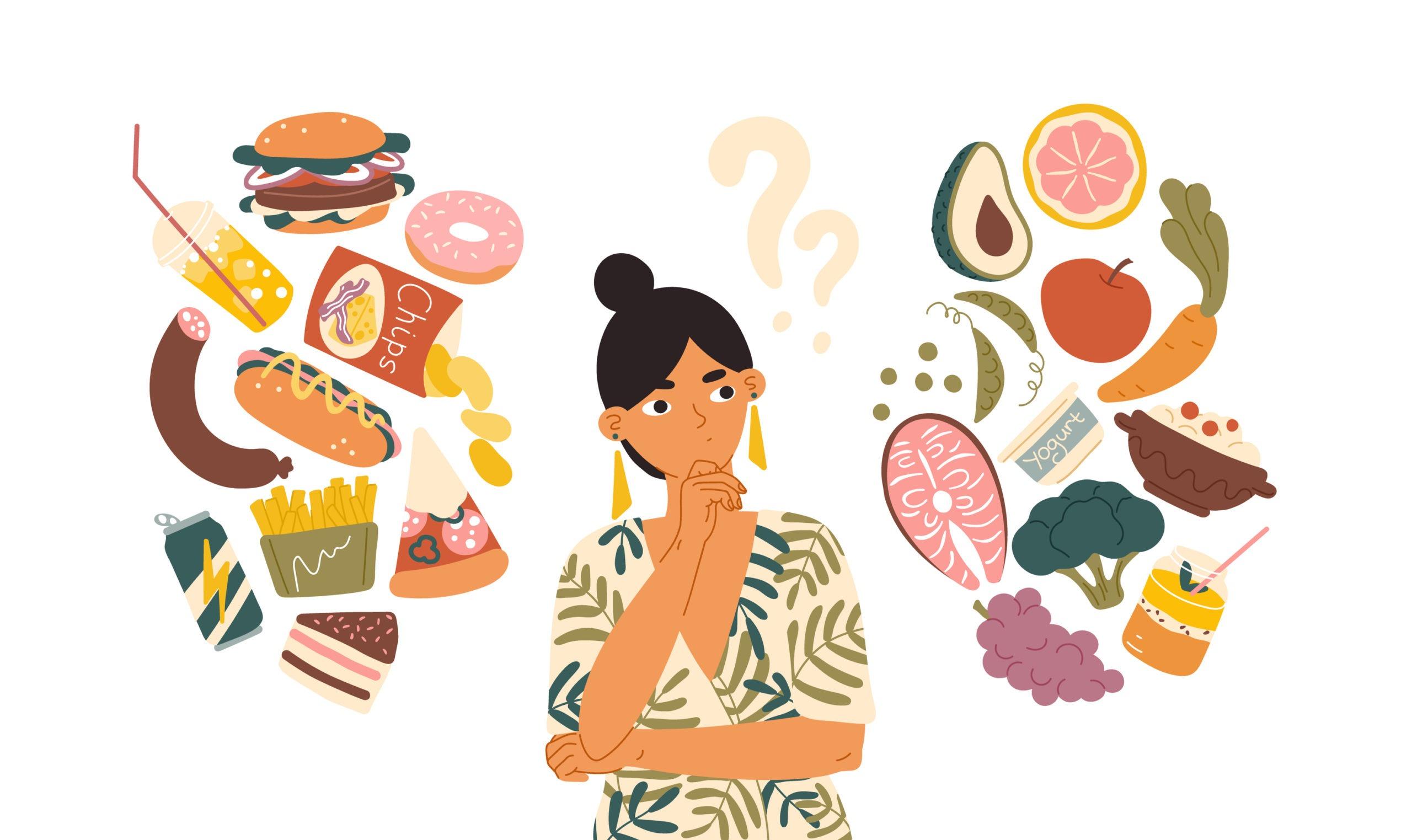 Manger équilibré c'est quoi
